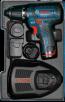 Bosch GSR 10,8-2-LI Akumulatorski vijačnik v kartonu